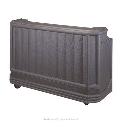 Cambro BAR730191 Portable Bar (Magnified)