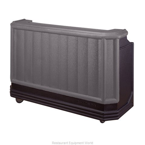 Cambro BAR730CP420 Portable Bar (Magnified)