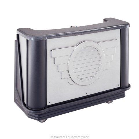 Cambro BAR730DSPMT667 Portable Bar