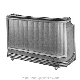 Cambro BAR730PM421 Cambar Portable Bar