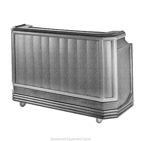 Cambro BAR730PMT220421 Portable Bar