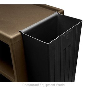 Cambro BC11TC110 Trash Can For Bus Cart