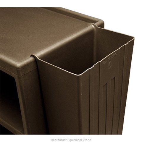 Cambro BC11TC131 Trash Can For Bus Cart