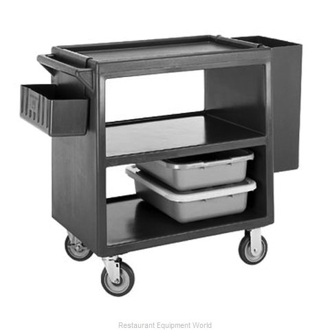 Cambro BC2304S192 Utility Cart (Magnified)
