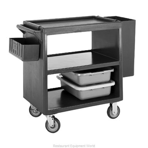 Cambro BC2354S131 Utility Cart (Magnified)