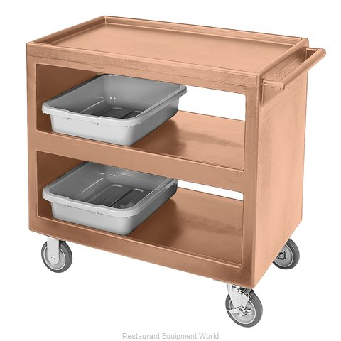 Cambro BC2354S157 Utility Cart (Magnified)