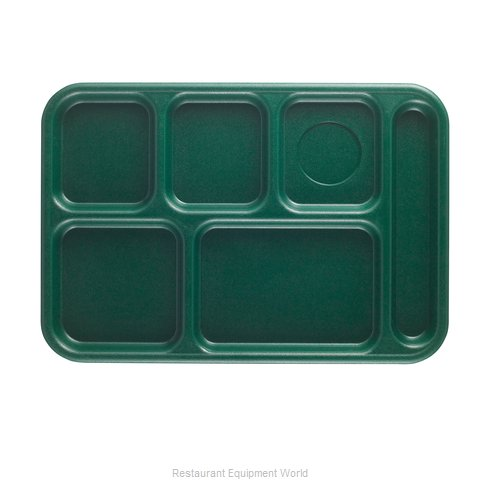 Cambro BCT1014119 Tray, Compartment, Plastic