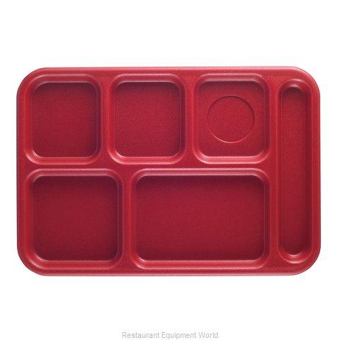 Cambro BCT1014163 Tray, Compartment, Plastic