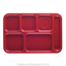 Cambro BCT1014163 Tray, Compartment, Plastic