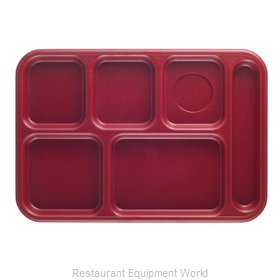 Cambro BCT1014416 Tray, Compartment, Plastic