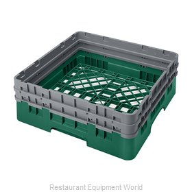 Cambro BR578119 Dishwasher Rack Open