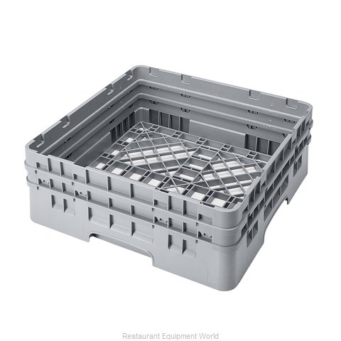 Cambro BR578151 Dishwasher Rack, Open