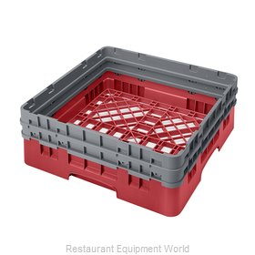 Cambro BR578163 Dishwasher Rack Open