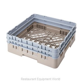 Cambro BR578184 Dishwasher Rack Open