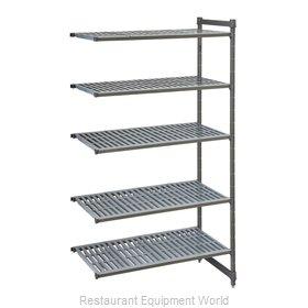Cambro CBA183064V5580 Shelving Unit, All Plastic