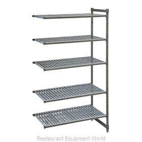 Cambro CBA184864V5580 Shelving Unit, All Plastic