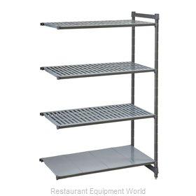 Cambro CBA185464VS4580 Shelving Unit, All Plastic
