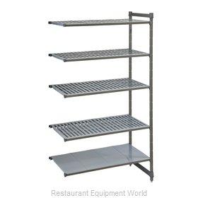 Cambro CBA244284VS5580 Shelving Unit, All Plastic
