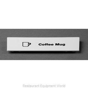 Cambro CECCM6000 Dishwasher Rack Accessories