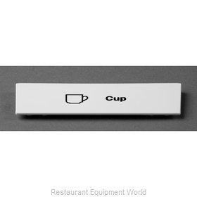 Cambro CECCP6000 Dishwasher Rack Accessories