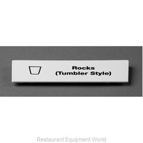 Cambro CECRT6000 Dishwasher Rack Accessories