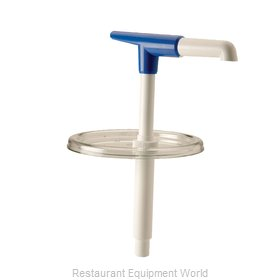 Cambro CFPMRC10135 Condiment Syrup Pump Only