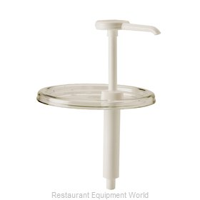 Cambro CFPSRC10135 Condiment Syrup Pump Only