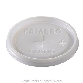 Cambro CLLT10190 Lid Disposable Cup