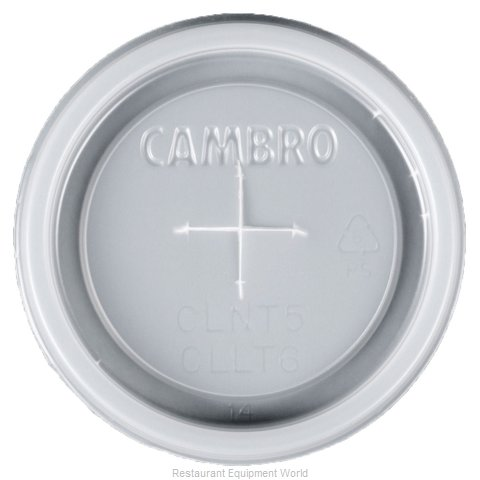 Cambro CLLT6190 Lid Disposable Cup