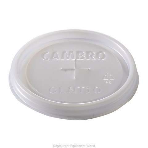 Cambro CLNT10190 Lid Disposable Cup