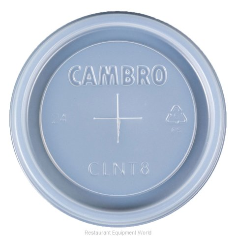 Cambro CLNT8190 Lid Disposable Cup