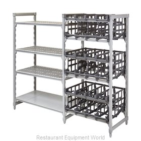 Cambro CPA243672C96480 Can Storage Rack