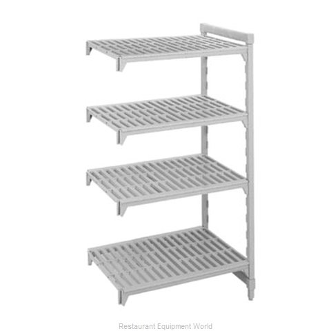 Cambro CSA44487480 Add-On Shelving Unit (Magnified)