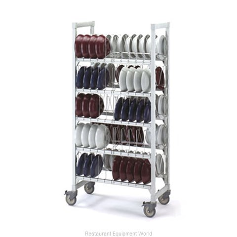 Cambro CSDDCPKG480 Dome Storage Cart (Magnified)