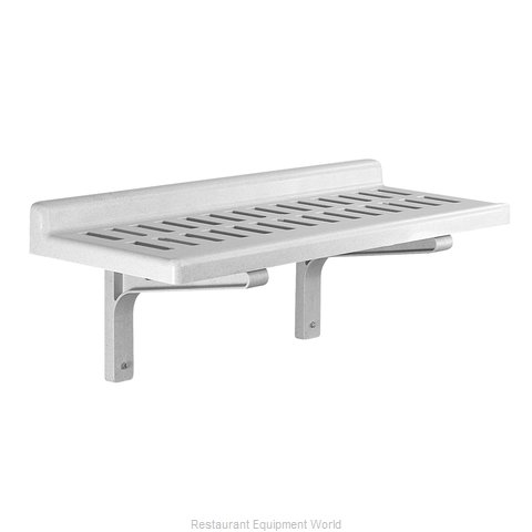 Cambro CSWS1436VK480 Overshelf Wall-Mounted (Magnified)