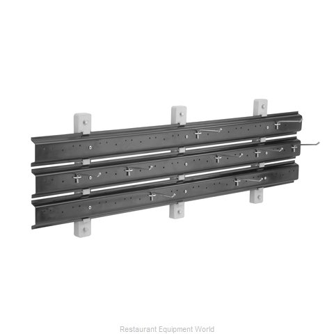 Cambro CSWS48EK110 Wall Rack (Magnified)