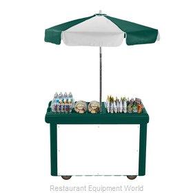 Cambro CVC55519 Vending Merchandising Kiosk