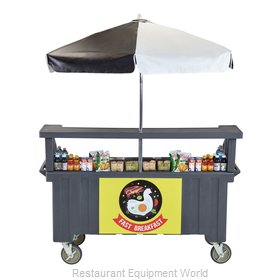 Cambro CVC72191 Vending Merchandising Kiosk