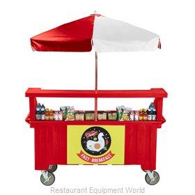 Cambro CVC724158 Vending Merchandising Kiosk