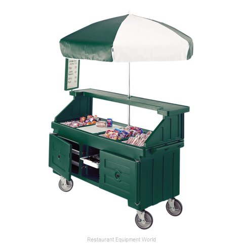 Cambro CVC724519 Vending Merchandising Kiosk