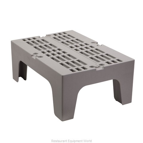 Cambro DRS300480 Dunnage Rack Louvered Slotted