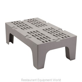 Cambro DRS360480 Dunnage Rack Louvered Slotted