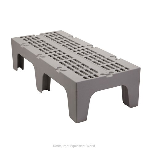 Cambro DRS480480 Dunnage Rack, Louvered Slotted