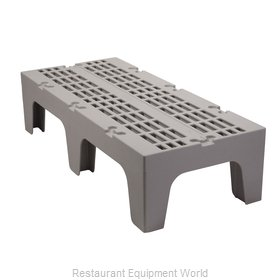 Cambro DRS480480 Dunnage Rack Louvered Slotted