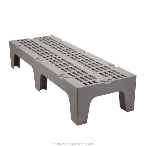 Cambro DRS600480 Dunnage Rack, Louvered Slotted