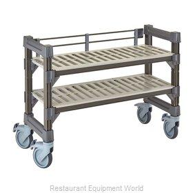 Cambro EMU144827V2580 Shelving Unit, All Plastic