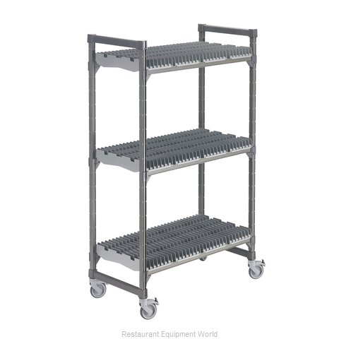 Cambro EMU244878DRPKG Tray Drying Rack (Magnified)