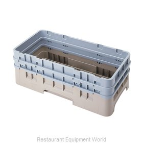Cambro HBR578184 Dishwasher Rack, Open