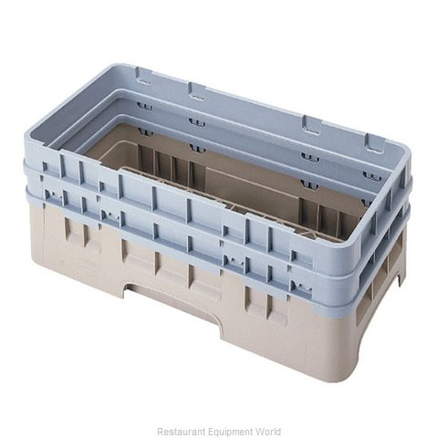 Cambro HBR578416 Dishwasher Rack, Open