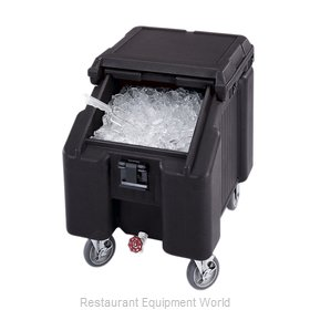Cambro ICS100L4S110 Ice Bin Chest Mobile